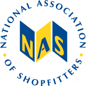 National Association of Shopfitters and Interior Contractors Logo